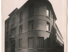 Le bâtiment des Archives rue Jean Bringer