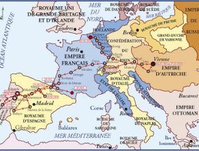 Carte parcours Cornet