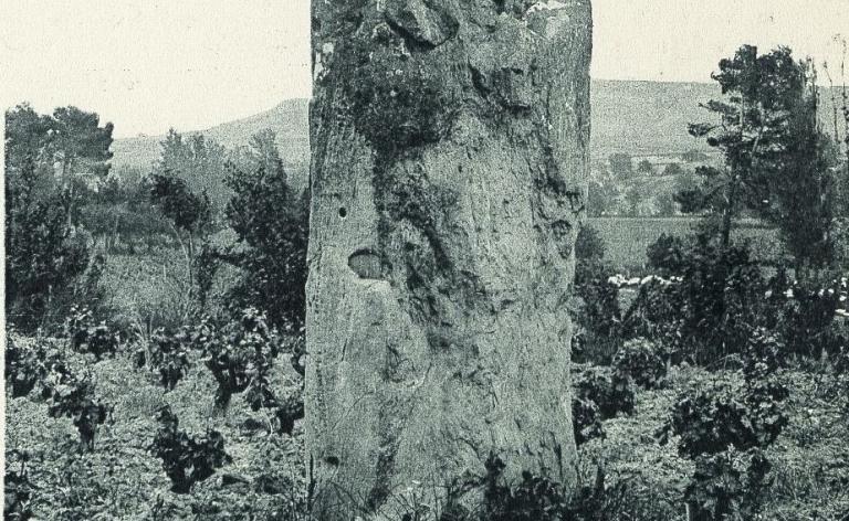Menhir de Malves