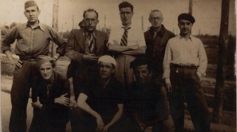 Le camp de Bram : Fond Francisco San Gérotéo , 1939. 9DV1/15