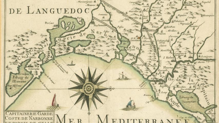 HUMEURS VAGABONDES : NAVIGATION COTIERE ET GRAND COMMERCE EN MEDITERRANEE