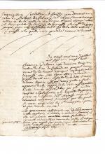 B 1495Procédure en matière criminelle, poursuivie à la requête de Jacques Pagès contre Marie Macou , page 3