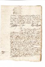 B 1495Procédure en matière criminelle, poursuivie à la requête de Jacques Pagès contre Marie Macou , page 5