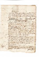 B 1495Procédure en matière criminelle, poursuivie à la requête de Jacques Pagès contre Marie Macou , page 7