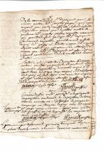 B 1495Procédure en matière criminelle, poursuivie à la requête de Jacques Pagès contre Marie Macou , page 9