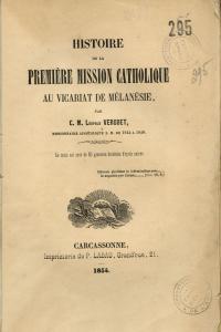 Histoire de la première mission catholique