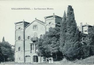 Château Mahul à Villardonnel