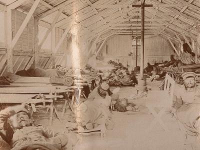 Hôpital Salonique
