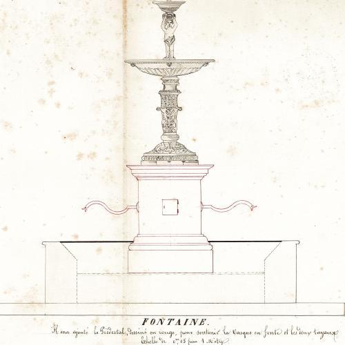 Fontaine de Conilhac